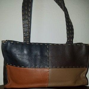 Leather Soulder Bag